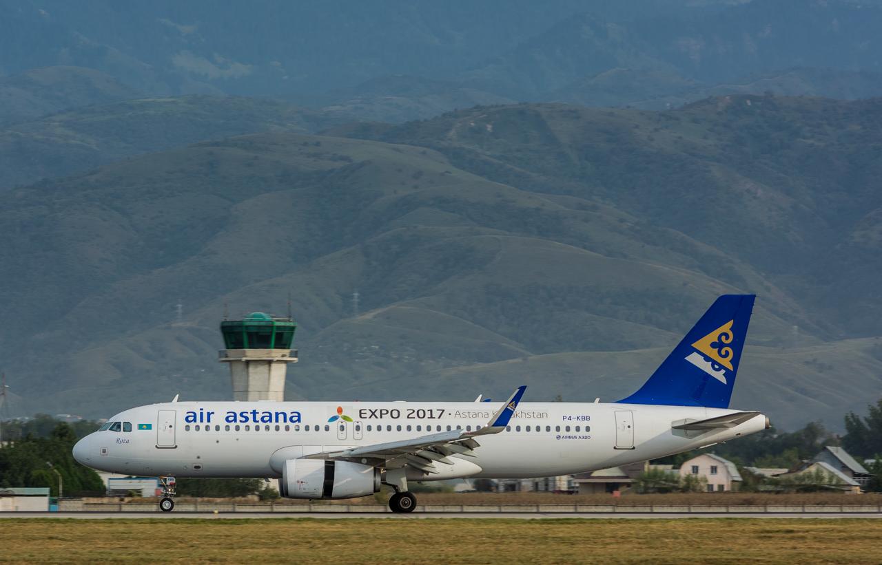 12-Air Astana A320 P4-KBB-Roza