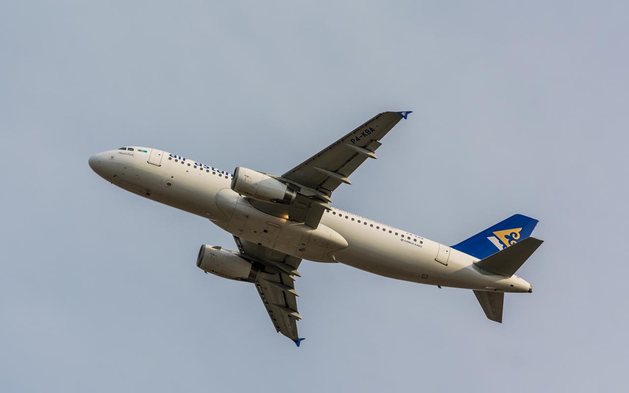 14-Air Astana A320 P4-KBA Manshuk