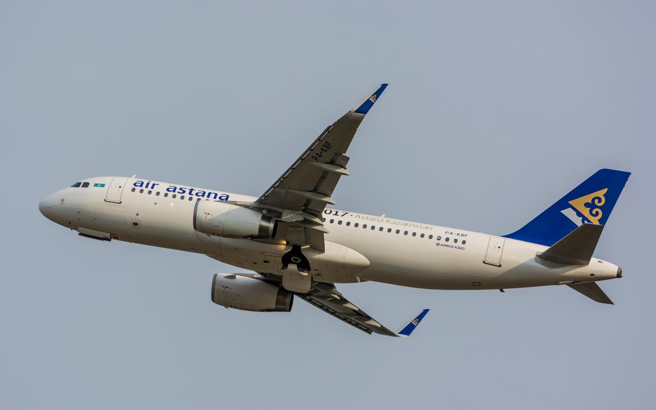 15-Air Astana A320 P4-KBF